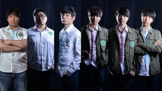 又一支LCK战队重组 JinAir战队宣布六名选手离队