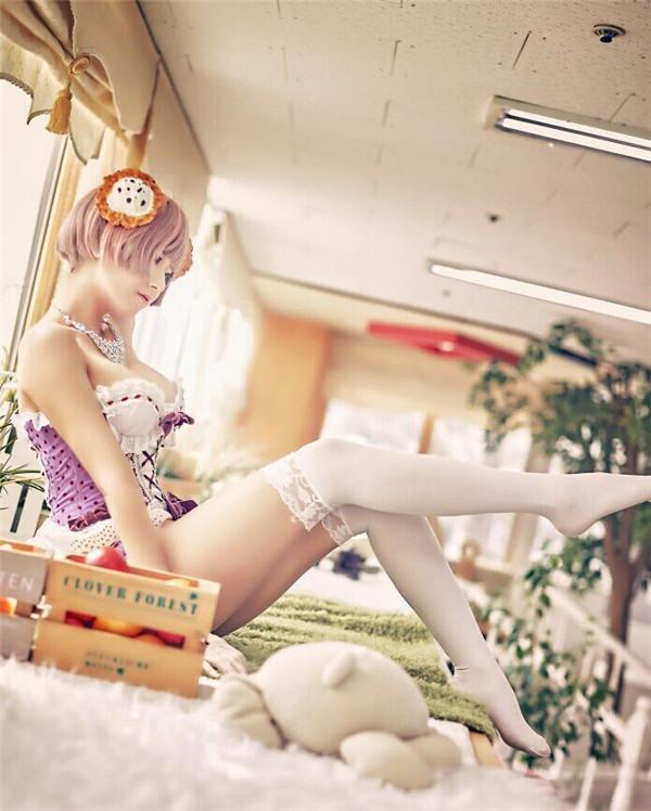 性感韩国美女Luna的COS合集 多种风格轻松驾驭