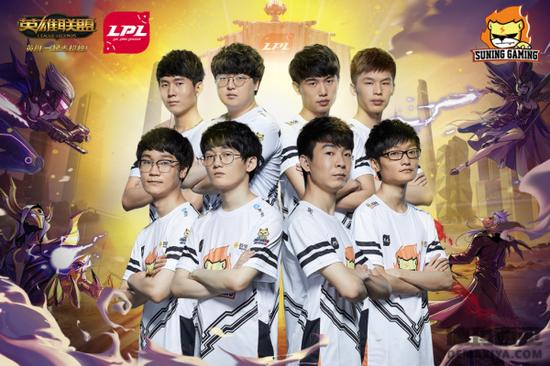 英雄联盟2018LPL夏季赛:IG vs SNG